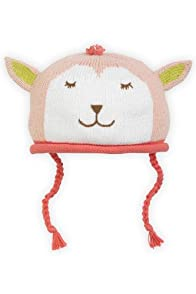 Joobles Organic Baby Hat - Cutie the Lamb