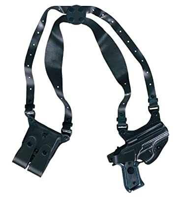 Gould and Goodrich B804-G17 Gold Line Shoulder Holster