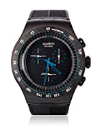 Swatch Reloj de cuarzo Man BLUE IN DARK YOB103 47 mm
