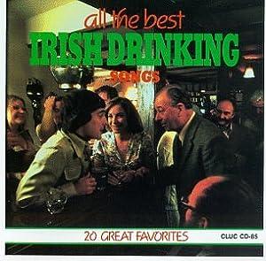 All The Best Irish Drinking Songs