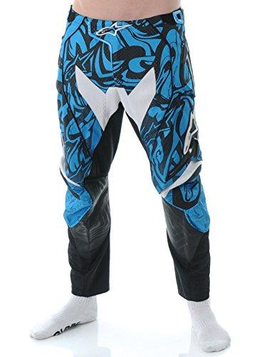 Pantaloni-motocross-Alpinestars-2011-Techstar-Nero-Blu