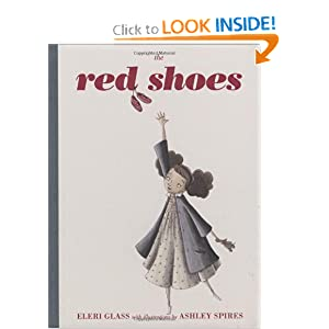 The Red Shoes book