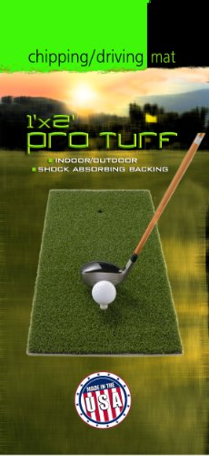 Putt-A-Bout Chipping and Drive Mat, 1 x 2-Feet
