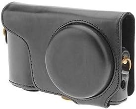 Digital One-Shoulder WaterproofDust Proof Black Camera Bag for Samsung GC100 GC200