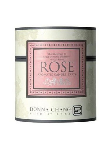 Donna Chang Rose Candle Tarts 250G