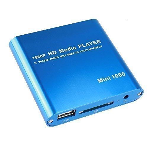 AGPtek-Mini-1080P-Full-HD-Digital-Mediaplayer-Medienspieler-Medienspieler-mit-Fernbedienung-fr-MP3-WMA-OGG-AAC-FLAC-APE-AC3-DTS-ATRA-Untersttzt-HDMI-CVBS-YPbPr-Videoausgang-jede-Datei-von-USB-Festplat