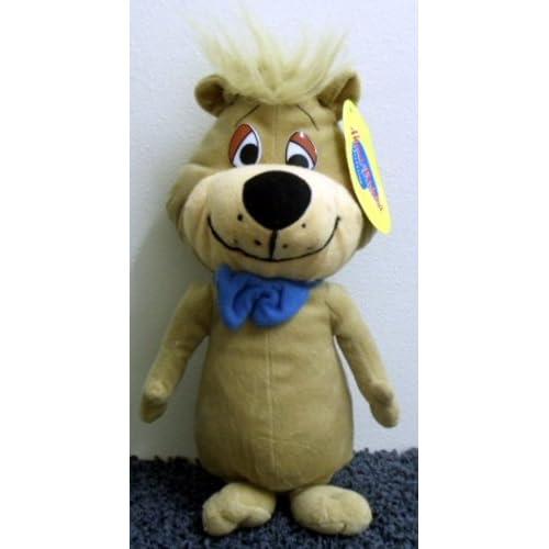 Rare Hanna Barbera Yogi Bear Large 13 Inch Plush Boo Boo Plush Doll