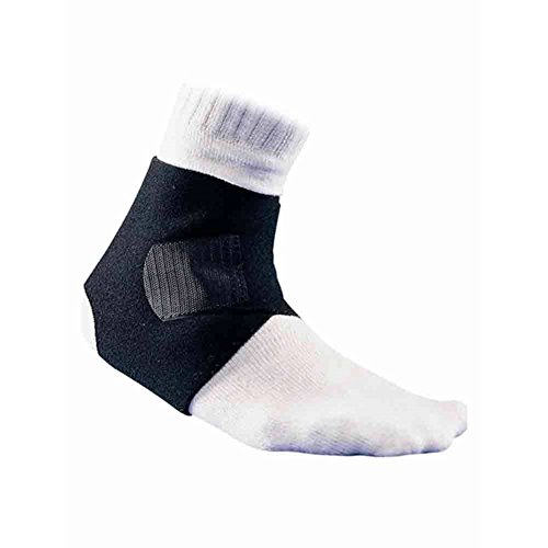 McDavid Classic Logo 438 CL Level 1 Ankle Wrap / Adjustable - Black - One Size