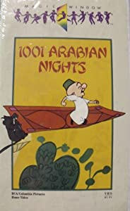 amazoncom 1001 arabian nights mr magoo jim backus