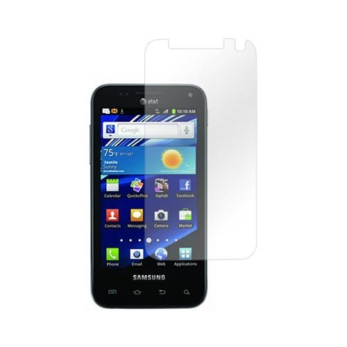 For Samsung Captivate Glide I927 Clear Lcd Screen Protector Cover Kit Film