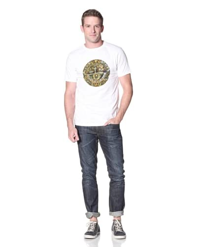 Soulland Men's Circle of Wealth Tee  [White]