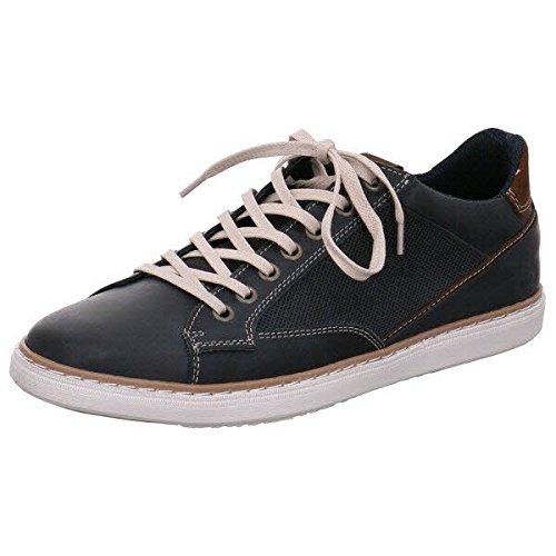 BULLBOXER 399K25010FP3NA, Sneaker uomo, Blu (blu), 44