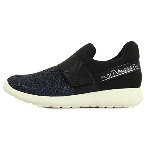 Sixtyseven Sequins Navy / Neoprene Black 01437978394, Scarpe sportive - 39 EU