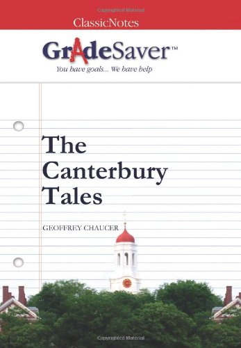 chaucers canterbury tales essay Chaucer's essay what do we learn about the prioress and the monk from chaucer's the prologue to the canterbury tales we learned that.