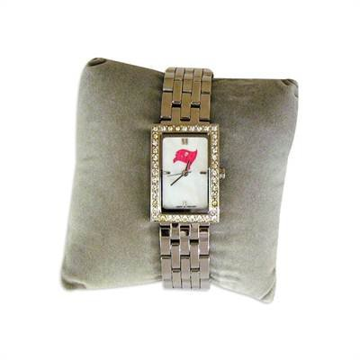 Tampa Bay Buccaneers Ladies NFL Starlette Watch (Bracelet) at Amazon.com