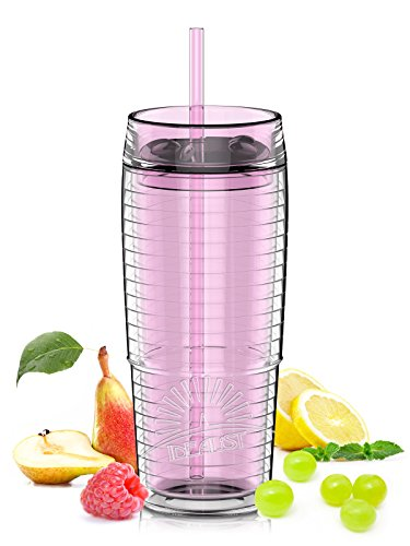 Pink Drink Bottle front-751286