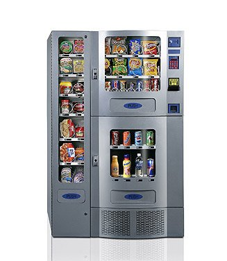 Office Deli Snack Soda Combo Vending Machine