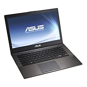 Asus B400A-XH51 14-inch Ultrabook (Intel core i5-3317U processor, 4GB RAM, 500 Hard drive, Windows 7 professional) Black
