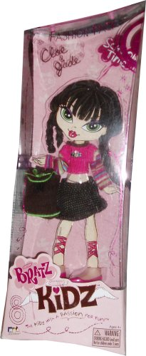 "Bratz Kidz Fashion Pack: School Time ""Fits any Bratz Kidz"" - Tops, Skirt, Bag and Shoes - 1"