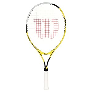 "NEW 2011 Wilson US Open 25"" Junior Tennis Racquet - Yellow"