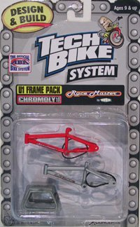 Tech Deck Bike System U1 Extra Frame 2-Pack- See product description for brand and color - 1