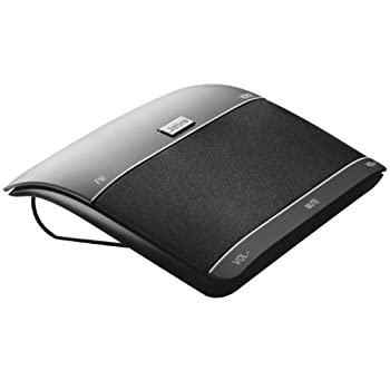 Jabra FREEWAY Wireless Bluetooth Car Hands-free Kit - USB 100-46000000-02 Cordless and Mobile Phone Headsets A revolutionary new speakerphone that features a groundbreaking speaker system, the Jabra FREEWAY makes hands-free calls and music sound bett...