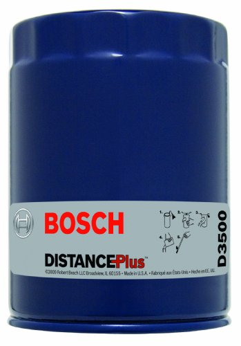 Bosch D3500 Distance Plus High Performance Oil Filter, Pack of 1 (Bosch 3500 Oil Filter compare prices)