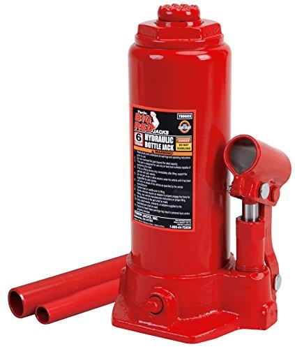 Torin T90603 Hydraulic Bottle Jack - 6 Ton (Bottle Jack 6 Ton compare prices)