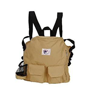 ERGO Baby Back Pack - Camel