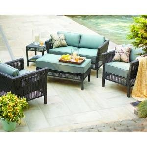 Amazon PATIO FURNITURE OUTDOOR LAWN & GARDEN HAMPTON