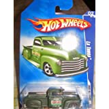 Hot Wheels La Troca (02) GREEN 2008 All-Stars [Toy]