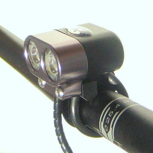 Light On! DynoLight with Handle Bar Mount