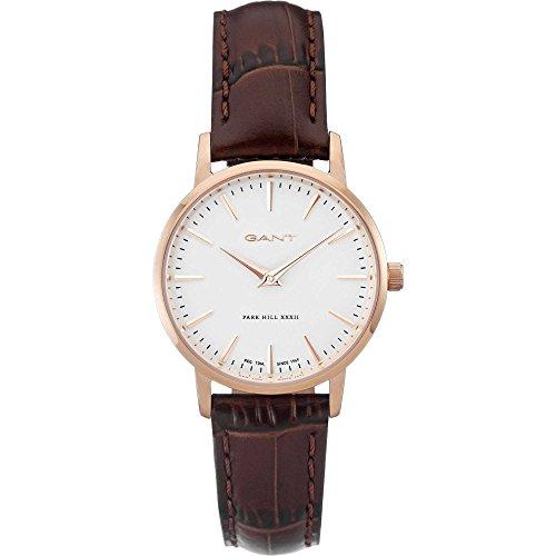 Gant Park Hill time para mujer-reloj analógico de cuarzo cuero 32 W11402