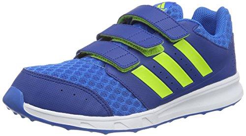 Adidas Lk Sport 2 Cf K, Scarpe Da Corsa, Bambini E Ragazzi, Multicolore Azul / Verde (Azuimp / Seliso / Eqtazu), 38 2/3