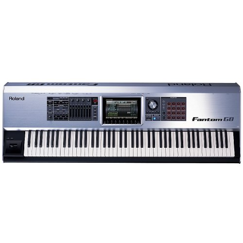 ローランド シンセサイザー Roland Music Workstation Fantom G8 FANTOM-G8