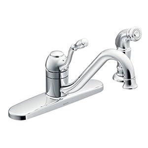 Moen Ca87009 Low Arc Kitchen Faucet B Jap
