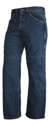 Draggin' Jeans Classic Black  Size 32x34 - Motorcycle Jeans Lined With 100% Kevlar¨