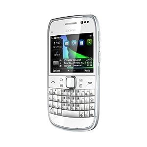 Nokia E6 Bianco