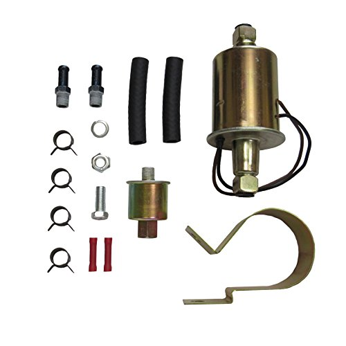 Autobest F4027 Externally Mounted Universal Electric Fuel Pump (Fuel Pump Ford F150 1988 compare prices)