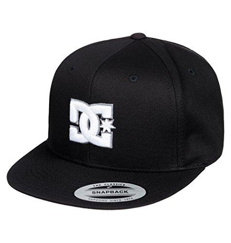 DC Shoes - Cappello, Bambini e ragazzi, nero (Black), Taglia unica