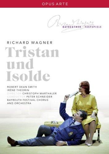 Tristan E Isolda (Festival De Bayreuth) - Wagner - DVD