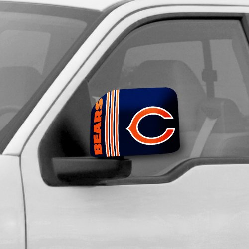 Fanmats Sports Team Logo Nfl - Chicago Bears Large Mirror Cover front-1056306