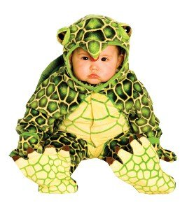 Turtle Plush Toddler 6-12 Month Costume