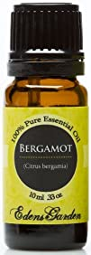 Bergamot 100 Pure Therapeutic Grade Essential Oil- 10 ml