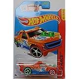 Hot Wheels HW Race Fig Rig Orange #152/250