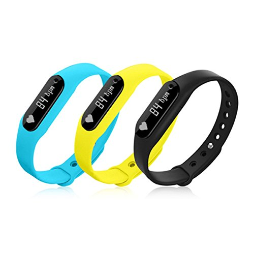 ELEGIANT Smart Bracelet Fitness Tracker Smart Watch Sports Bluetooth For