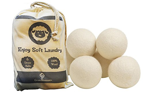 green-blossom-100-organic-wool-dryer-balls-reusable-natural-fabric-softener-6-pack