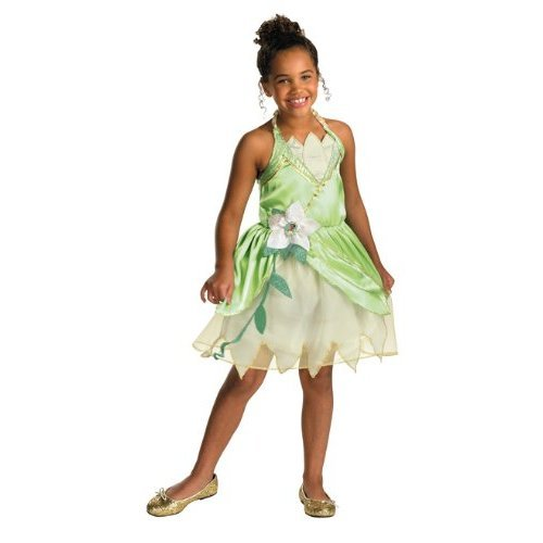 Costumes For All Occasions DG50574K Princess Tiana Classic Medium