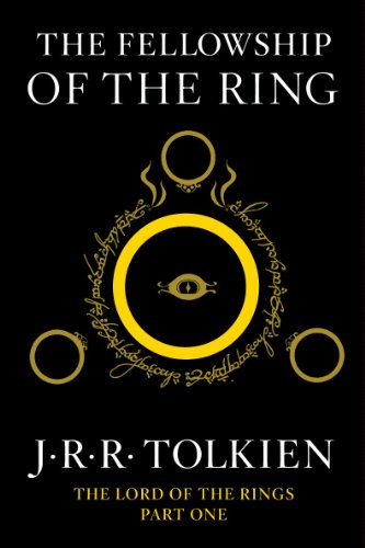 JRR Tolkien: The Fellowship of the Ring