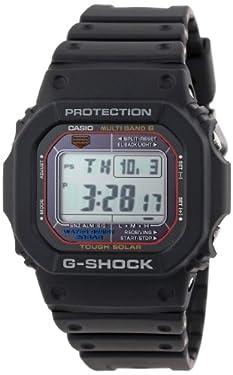 Casio Men's GWM5610-1 G-Shock Multi-Band Atomic Digital Sport Watch